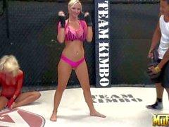 Boxer Incredibly sexy de de Molly de Cavalli et la Jana Cova