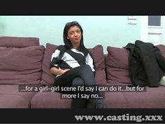 Casting Ella hace mosca de coraje