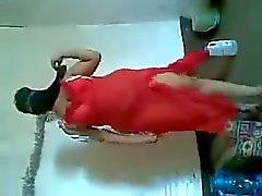 nikab dance