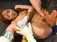 Hårig asiatiska Amateur knullad