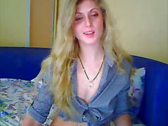 Teen Student Webcam POV Pervert Step Sister Playing P1