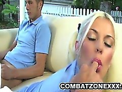 Bratty brother and sister gets humiliated outdoors