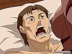 Hentai porno mostri disco fottuto un anime di procace