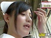 Yaramaz japon hemşireler blowjob hastanede