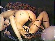 Sahnesi 1. - Lesbian Peepshow 639 60. ve 70'lerde döngüye sokar