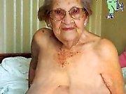 IloveGranny Vecchia rugosa le nonnine con la figa capelluto