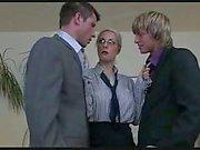 LADY BOSS IN OFFICE (by tm)