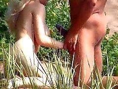 Sex op het strand