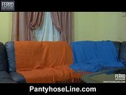 Cora&Rolf hot pantyhose video