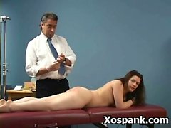 Wild Naughty Gal In Amazing Spanking Mature