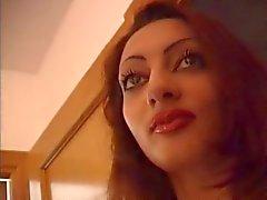 ARAB menina muçulmana DOGGY Boquetes FODA ANAL - NV