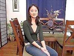 Hennes första Anal China Girl