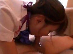Karvaiset japanilaiset babes hardcore sex -toiminnassa