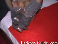 Secret Asian Ladyboy In Hotel 1