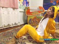 pokemon chaud russe sur la caméra - Pussy Ados