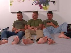 ActiveDuty Military Bareback With Straight Big Dick TWINS