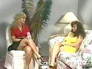 Nina Hartley Ve Keisha Edwards Klasik