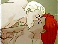 tecknad sexxx berättelse