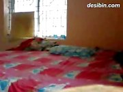 Indian sex scandal Hot video of Vinitha having sex with her boyfriend captured using hidden cam Part 1
