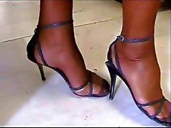 Tyttöystäväni ihana vintage sukat ! ! !