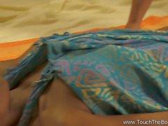 Apprendre à toucher son corps