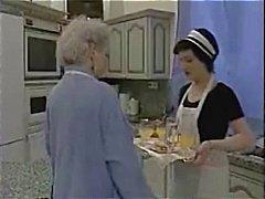 Granny Фистинг классический
