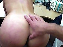 Super amateur girl in secret voyeur place