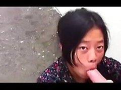 Thaimaalainen tyttö Lena POV anal