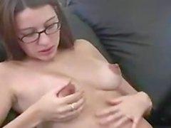 De Fille Être enceinte Masturbation