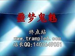 Chinese Nylon Trample and Worship