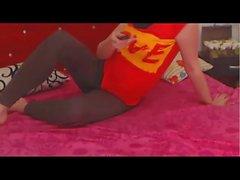 Hidschaab Leggings Mädchens Proteasen