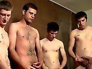 Sexy di dei jeans di film del bulge piscio amorose Welsey ed i ragazzi