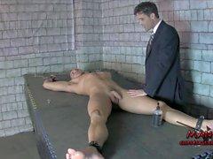 Office Blackmail 1 JESSIE COLTER LANCE HART FEET EDGIN TICKL