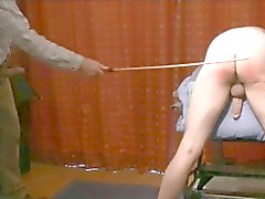 Caning MM: 6 Hard Before Sodomy