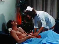 Linda Lovelace Harry Reems Dolly Sharp à scène porno classique