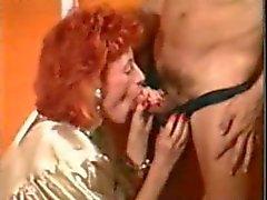 Deutsch öffentlichen Toiletten Hot Mature redhead von NWST