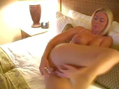 Alison Angel rubbing
