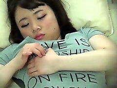 Bystiga japan tonåringar gnidningar