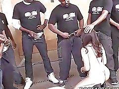 Walen Nappi Orally Erfreut Black Cocks