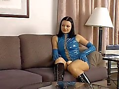 bella donna scena Dominatrice