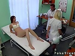 Doctor fucks son patient état sauvage