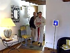 FRANSE RIJP N34 bbw anal moeder in trio 50a salope