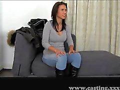 Casting - Skinny babe com corpo perfeito