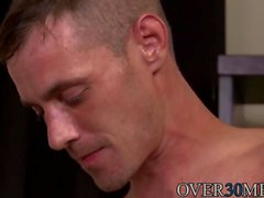 Hunter Vance takes his meat deep inside