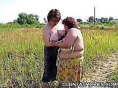 Жиры зрелая лесбиянок взялся за дело