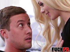 Elsa Jean, Alexis Fawx In Boyfriend Bait