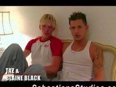 Taz ve Blaine 2
