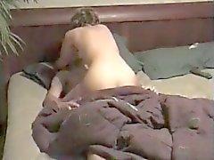 Esposa Cuckolding su marido Con muñón