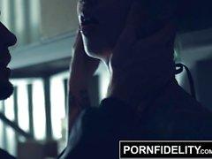 PORNFIDELITY - Green Haired Goottirukoilija Fuck nukke Sydnee kieroa