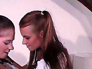 lesbians Alp giocare ai contemporaneamente